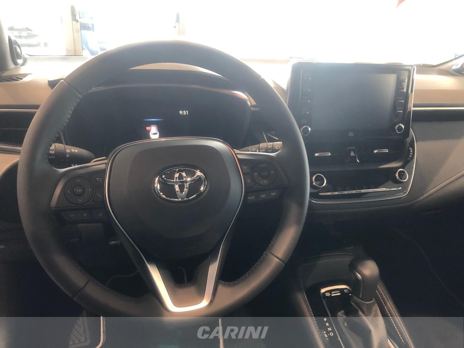 CARINI Toyota Corolla